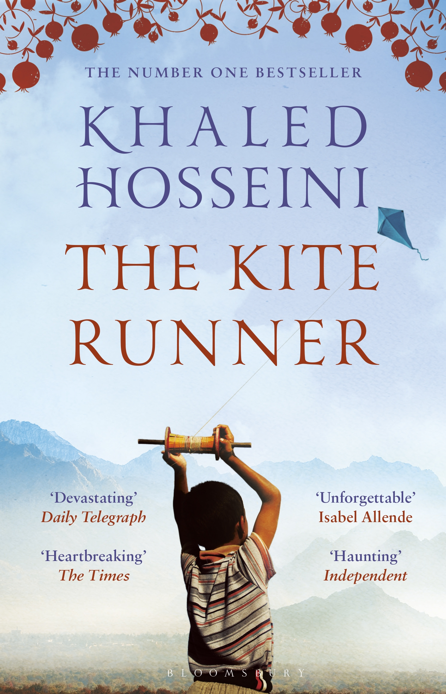 KITE RUNNER.UK cover